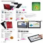 Notebooks Eee PC 1015CX Netbook, 1025C, 1215B, Eee Slate B121