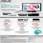 O Play Media Player, O Play Mini, O Play Mini Plus, O Play HDP-R1