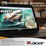 AMD Vision Features, Free Dirt 3 Game Voucher