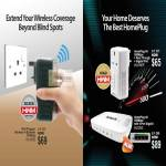 Networking Wireless N Extender, HomePlug AV HL115EP, HL125G