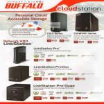 Cloudstation CS-X CS-WV R1 Cloud Storage, NAS LinkStation Pro, Duo, Quad