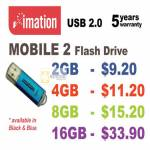 Imation Mobile 2 USB Flash Drive