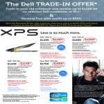 Notebookx XPS 13, XPS 14z, XPS 15z