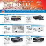 Projectors DLP M210X, 1510X, S500, S500Wi, 4220, 4320