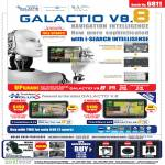 GPS Navigator Galactio V8.8 Holux S TrackNavi 61S, 62S, TMC, Accessories, Micro Universal Car Cradle