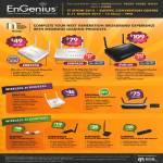 Networking Repeater ERB9250, Router ESR9580 EVR100 ESR9752 ESR300H, USB Adapter EUB9707, EUB9603EXT, EUB9603H, EUB9801