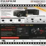 Digital Cameras X-Pro1, X100 Black