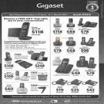 Dect Phone E500, C300, A590 Combo, A510, AS300, AS300 Duo, L410, SL400A, A490 Duo, AS180, 5005, 5010, 5020