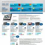 AIO Desktop PC Omni 120-1128d, TouchSmart 520-1148d, 520-1040d, 610-1278d, 620-1199d, 27-1090d