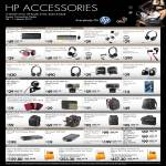 HP Accessories Keyboard, Mouse, Headphones Headset Beats Dr Dre Solo, Webcam, Professional Sleeve, Case, USB Hub, Case, Backpack, Battery, Power Adapter