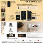 Samsung Ezon Rim Add-On Lock Digital Deadbolt, Double Claw Bolt, Intercom Video