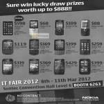 Jim & Rich Nokia Mobile Smartphones N9, C1-01, C2-01, C2-00, 200 DS, Asha 300, Asha 303, 500, 603, 700, X7-00, 710