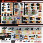 Vanguard Camera DSLR Bag, Heralder, Skyborne, 2Go, Binn, Nivelo, Sydney, Outlaqz, Adaptor, Supreme, Binoculars, Spotting Scope Kits