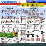 Velbon Tripods, Sherpa, Ultra, Carbon Fibre, Aluminium Alloy Monopods, Table, EX, Head, Table Top