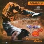 Sonicgear Personal Audio Earphones, Booth Details Venue