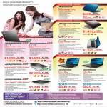 Notebooks Ideapad S110, Y470, Y570, U400, U300s Ultrabook, U300e, G470, G570