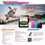 Tablet Ideapad Tablet A1, Accessories