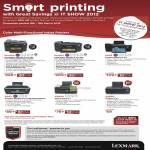 Printers Inkjet Pro905, Pro901, S405, S505, X5650, X4650