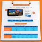 Mobile Broadband MData Lite Free Samsung Galaxy Tab 7.0 Plus, Galaxy Tab 7.7, Mobile Plans, ValueSurf, LiteSurf, SunLite, SunSaver
