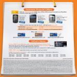 Mobile Nokia Asha 300, Motorola EX226, Huawei Sonic, Prepaid Broadband, Data Card, Citibank