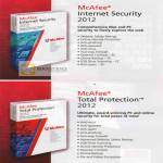 Internet Security 2012, Mcafee Total Protection 2012