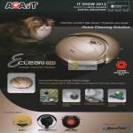 Navicom Agait E-Clean Robotic Vacuum Cleaner EC02