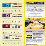 Digital Cameras Coolpix S3300, Coolpix S2600, Coolpix L26, Coolpix L25