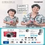 Digital Camera E-PL3, Single Lens Kit, Double Zoom Kit