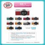 Digital Camera XZ-1, Leather Skin, Accessories
