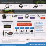 Sennheiser Gaming Headsets, Headphones, PC 3, PC 330, PC 350, RS 170, MM 100, PXC 310 BT