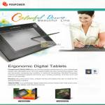 Penpower Digital Tablets Picasso Tooya Pro