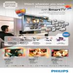 Philips Smart LED 3D TV, LED TV