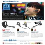 Bluetooth Headsets, Savor M1100, Voyager PRO HD, BackBeat 903, Discovery 975
