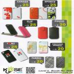 Kose IPhone Case Canada, Sports, Pouch, Fabric