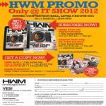 HWM HardwareMag, Mens Health, Her World, Magazine Print, Digital Subscription
