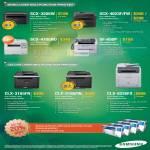 Printers Laser SCX-3205W, SCX-4623F FW, SCX-4705ND, SF-650P, CLX-3185FN, CLX-3185FW, CLX-6220FX
