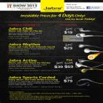 Jabra Corded Headsets Chill, Rhythm, Active, Sports Corded