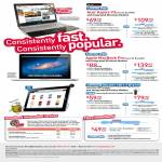 Broadband Acer Aspire V3, Apple Macbook Pro, Samsung Galaxy Tab 7.7, Fibre Express 100