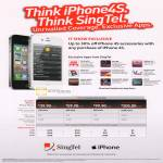 IPhone 4S Accessories, Price Plans, Apps