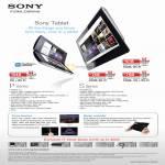 Tablets Android SGPT211SG S, SGPT111SG S, SGPT112SG S, SGPT113SG S