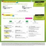 Broadband Cable MaxOnline Basic, Value, Hubbing