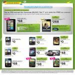 Mobile Nokia Asha 30, Xperia Arc S, HTC Rhyme, Sensation XE, Samsung Galaxy Ace, W, LG Optimus Sol, 3D, Motorola Razr
