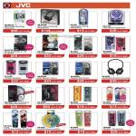 JVC Earphones, Headphones, HA-NCX78, HA-NC250, HA-KX100, HA-M750, HA-S360