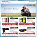 External Storage Camileo S30, BW10, P100 Video Camcorder, X408