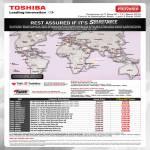 Notebooks SelectServ International Warranty Program, Warranty Extension Options