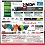 Notebooks Tecra R840-2032X PT42CL-00N00E, R840-2037X PT42CL-00Q00E, R840-2034X PT429L-06101V, Netbook NB520-1066B
