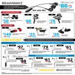 Brainwavz Earphones M1, M2, M3, B2, Beta, Alpha, Maximo Headphones IP-XS5, X53, ES2, 395, 592, 390