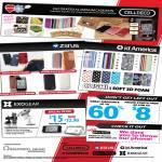 IPhone Decorated Aluminium Case Celldeco, Zenus, Id America, Cushi, Exogear, ExoClear Case, Ballistic Hard Core