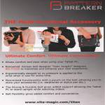 Vita Pattern Breaker Beltcase Features