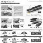 Magicscan Portable Scanner, A4A, MS801